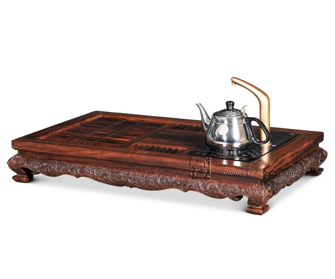 云龙纹茶盘