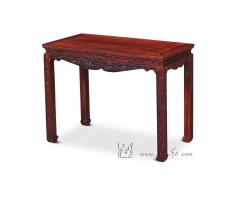 云龙纹条桌