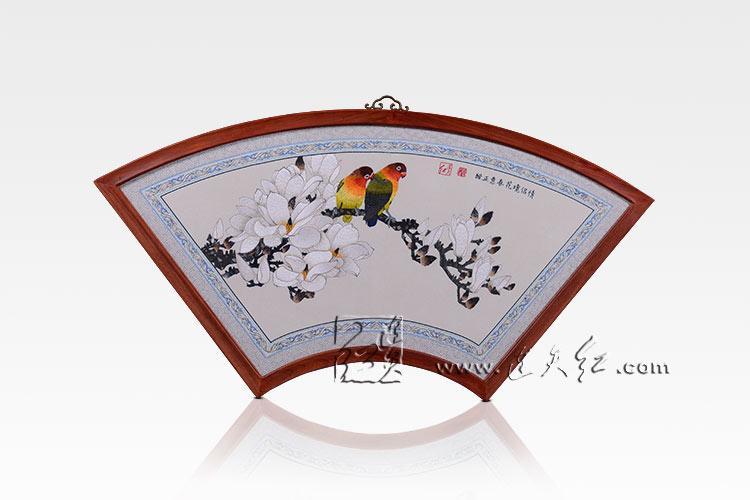 古朴典雅的刺绣挂屏    15 - h_x_y_123456 - 何晓昱的文化艺术博客